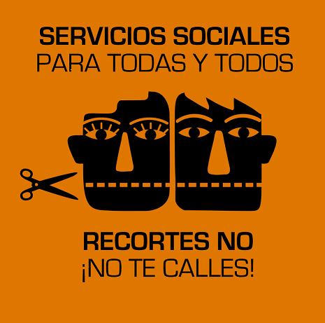Recortes en Servicios Sociales