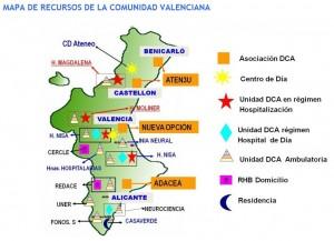 mapa de recursos cv