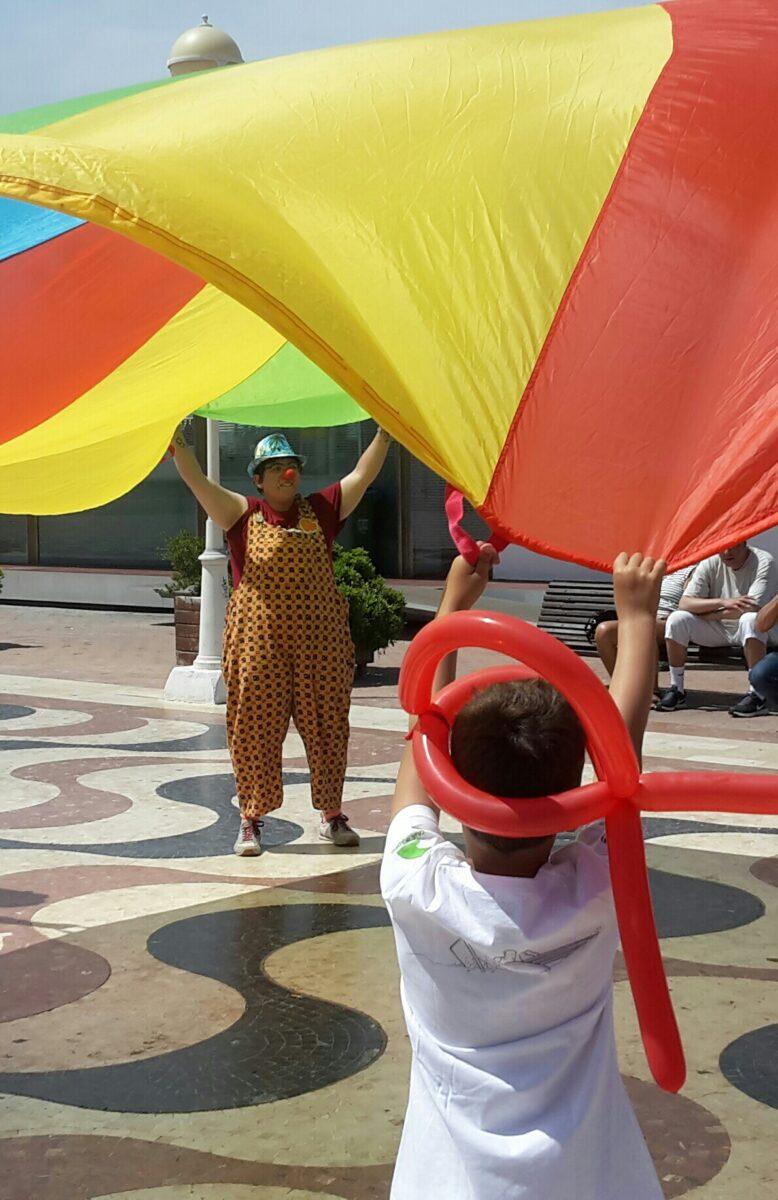 JORNADA FAMILIAS PROYECTO INFANTIL