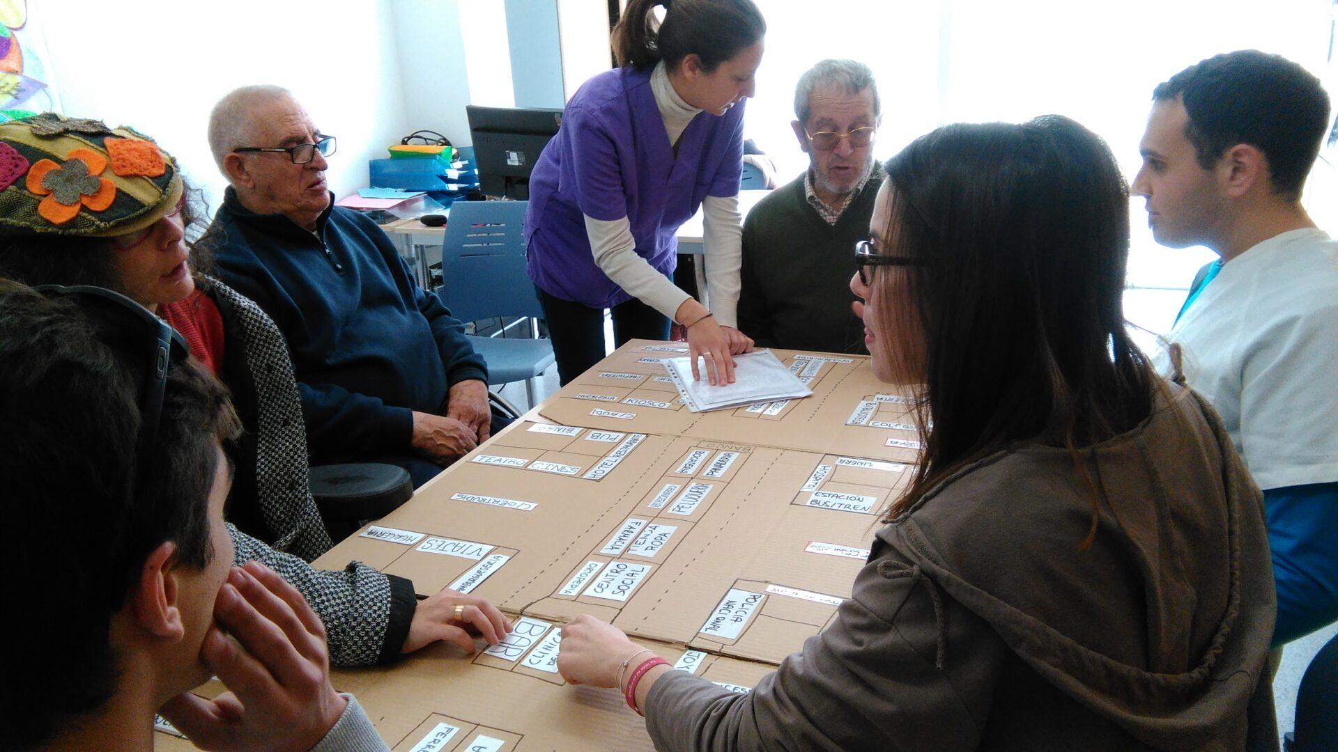 La Diputación Provincial de Alicante colabora con ADACEA para desarrollar actividades de carácter Rehabilitador y Terapéutico