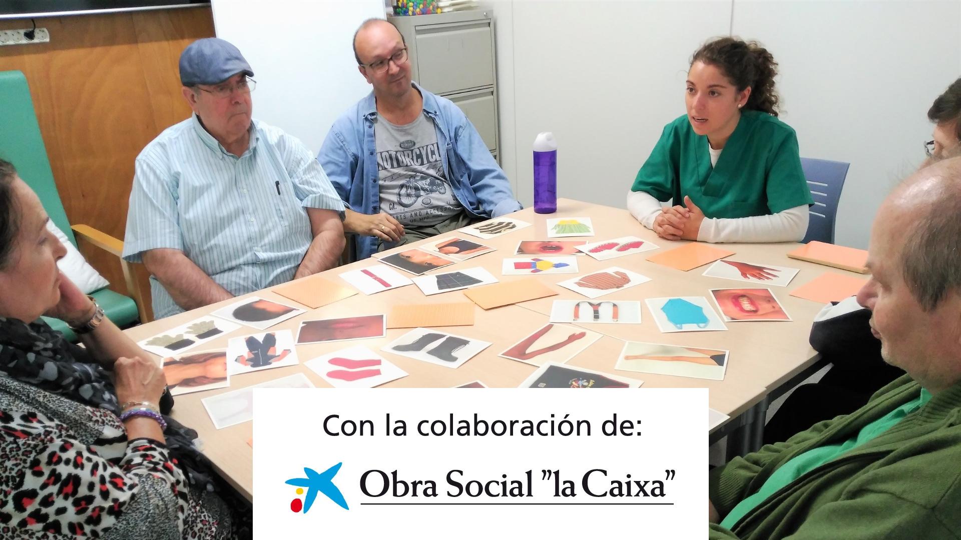 La Caixa y ADACEA Alicante siguen colaborando por las personas con DCA