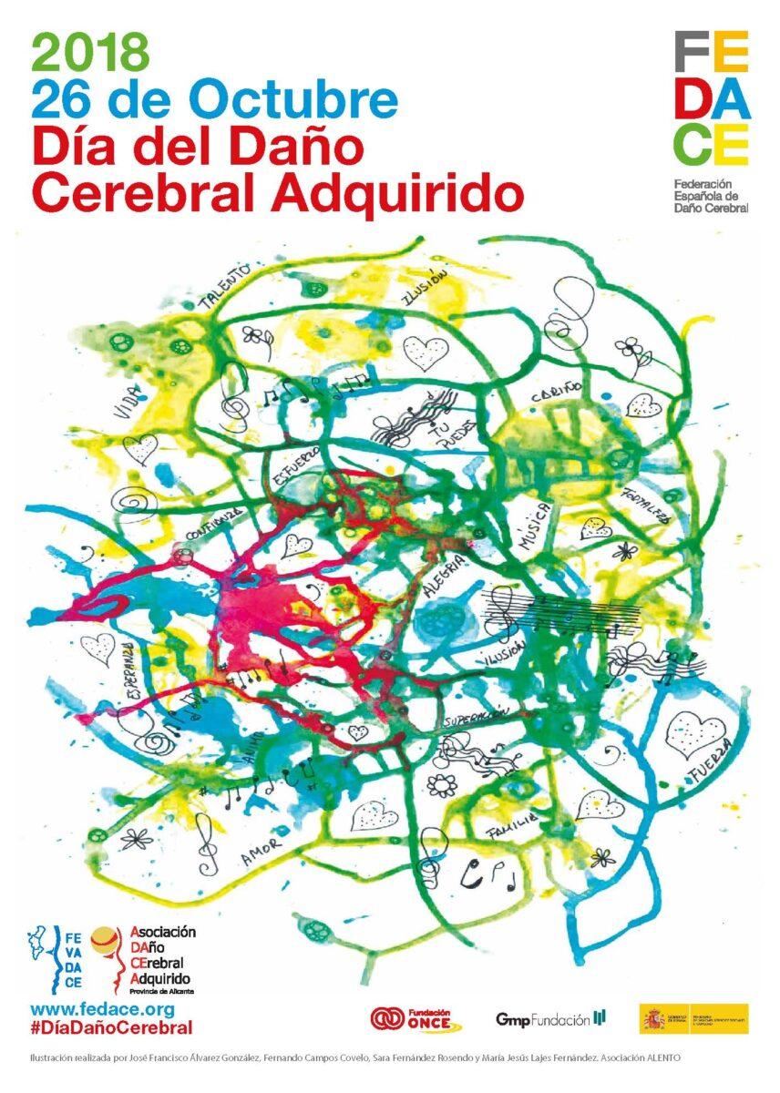 Día Nacional del Daño Cerebral Adquirido el 26 de octubre