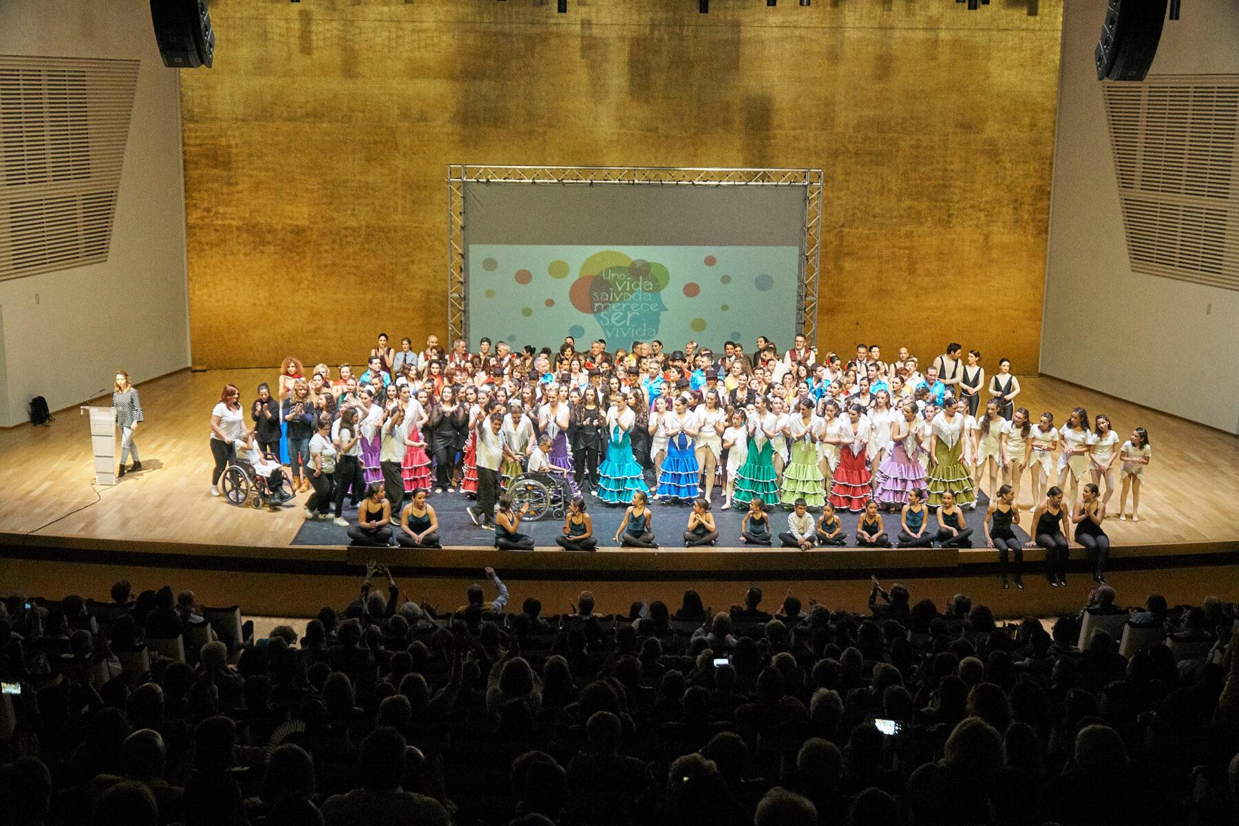 VI Gala de Danza Solidaria de ADACEA Alicante