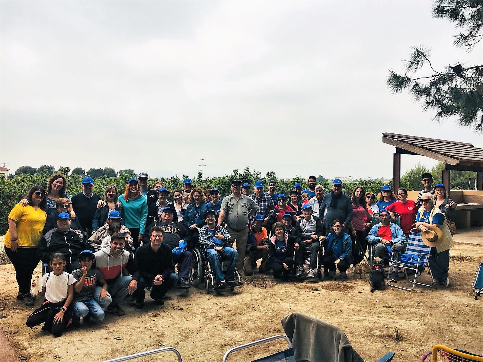 CONVIVENCIA DE FAMILIAS DE ADACEA ALICANTE, 14 DE ABRIL