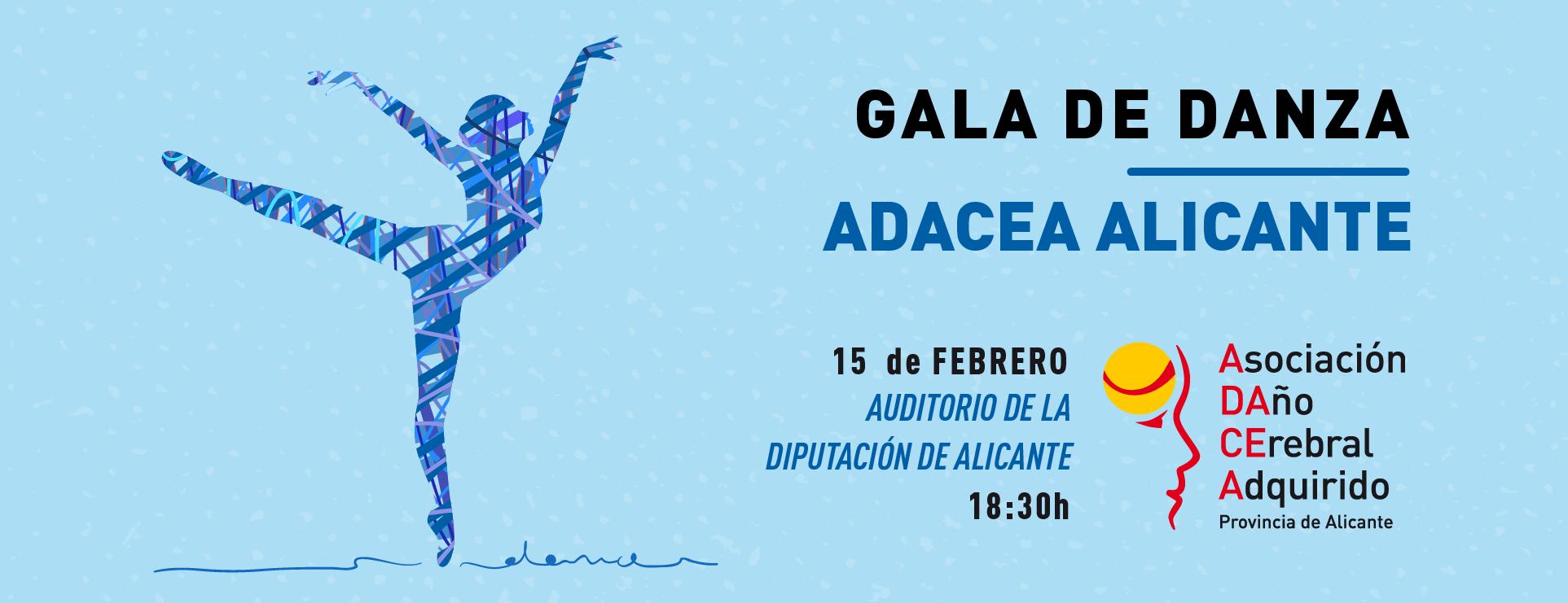 GALA DE DANZA DE ADACEA ALICANTE 2020