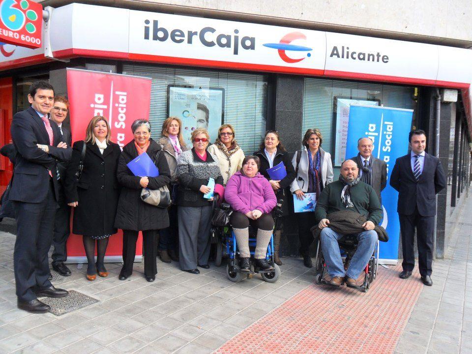 Compromiso Ibercaja con la Discapacidad Febrero 2013