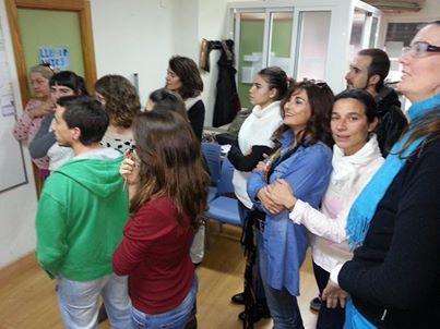 Encuentro de voluntarios…