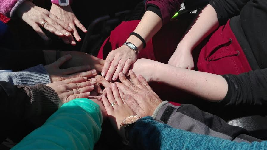CONVIVENCIA FAMILIAS ADACEA. 27 DE MAYO