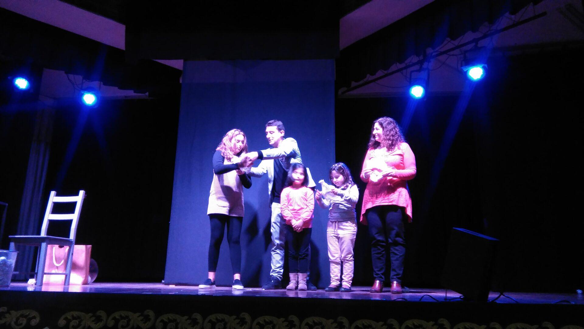 Muestra de Teatro Infantil de Agost