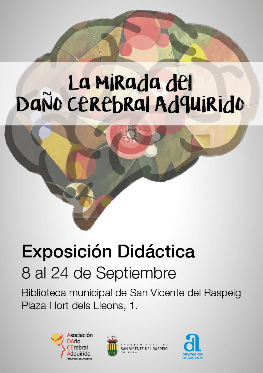 """Inauguración de la Exposición """"La Mirada del Daño Cerebral Adquirido"""""""