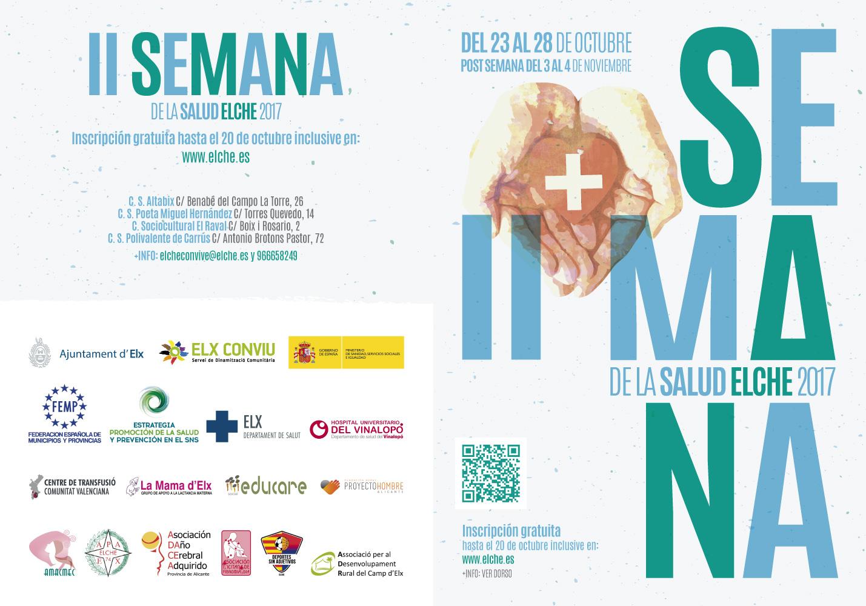 ADACEA Alicante en la Semana de la Salud de Elche