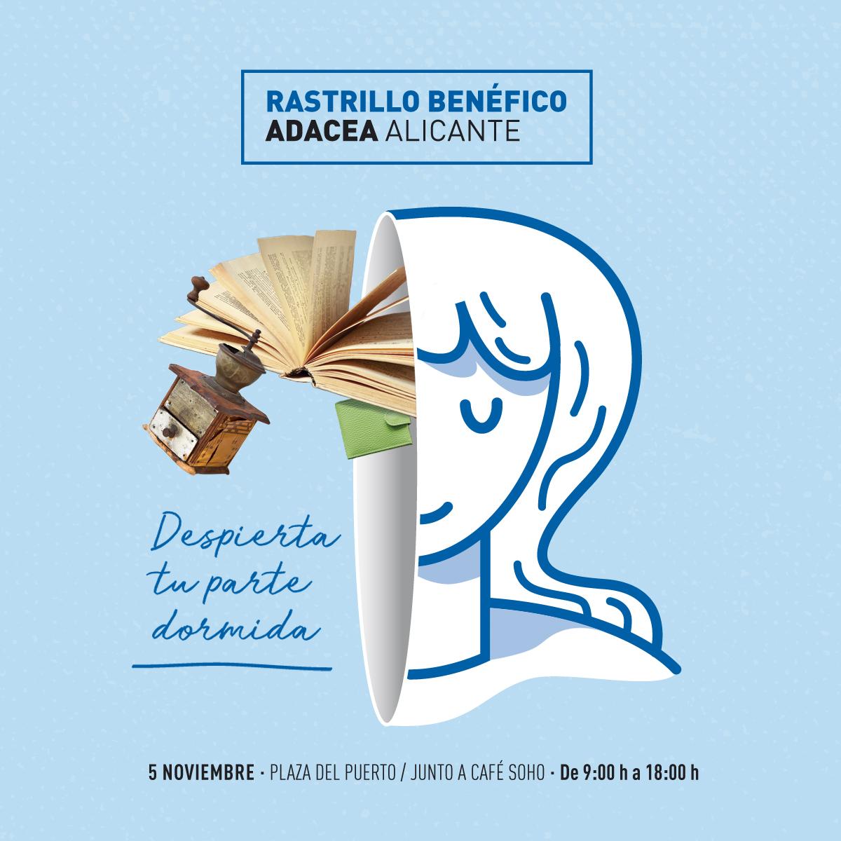 Rastrillo Solidario de ADACEA Alicante