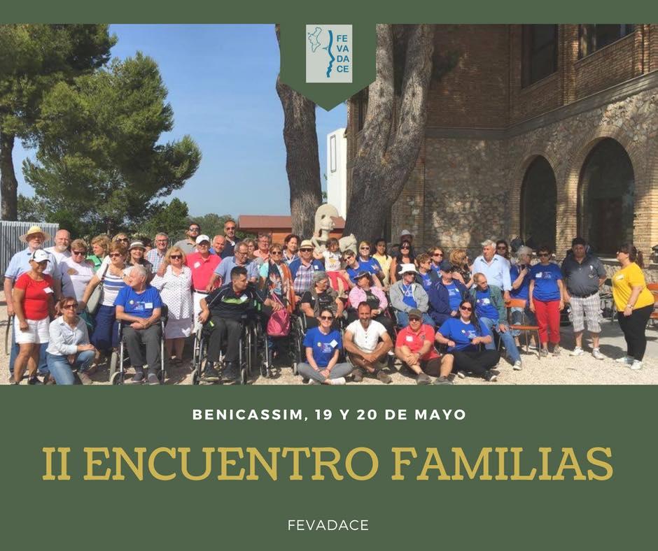 Convivencia de Familia de FEVADACE en Benicassim