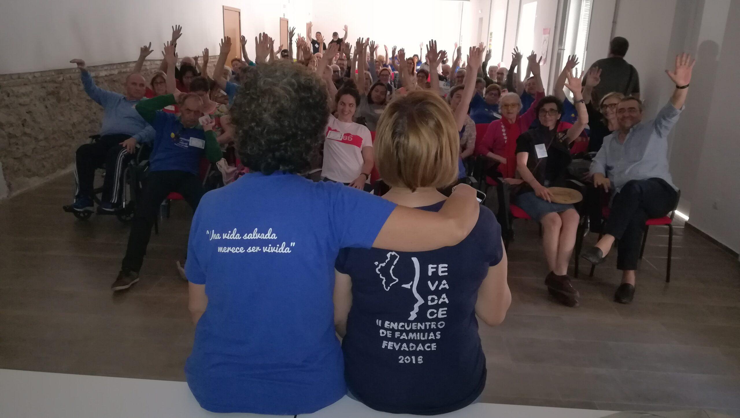 II Encuentro de Familias de FEVADACE en Benicassim