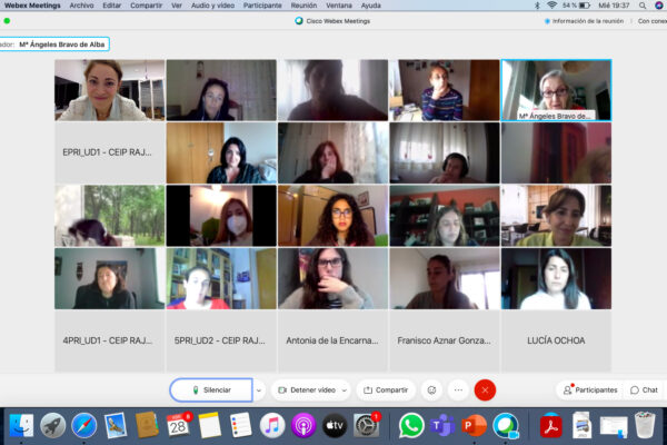Formacion profesores Rajoletes