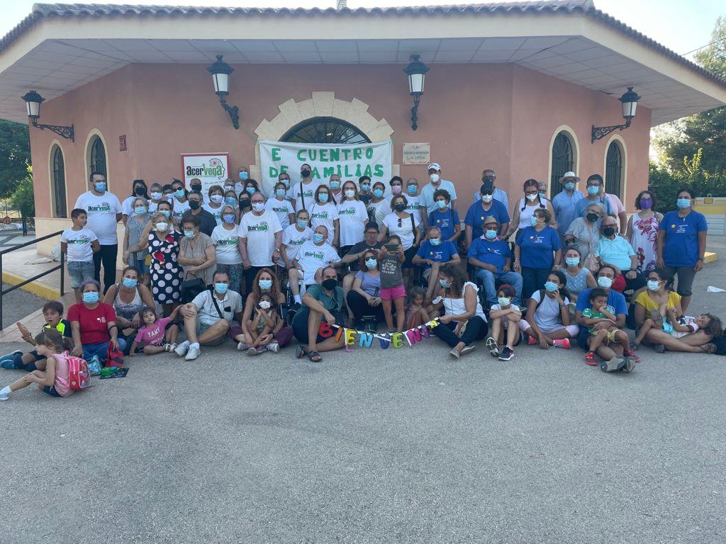 CONVIVENCIA DE FAMILIAS FEVADACE